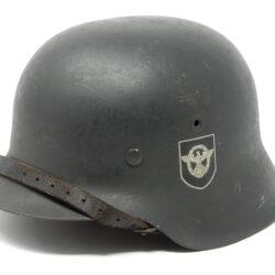 M42 Double Decal Police Helmet