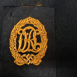 Bronze SA Sports Badge in Cloth