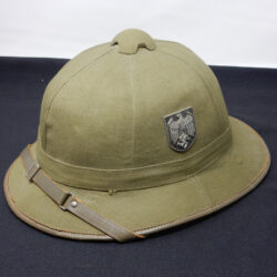 First Pattern Tropical Pith Helmet