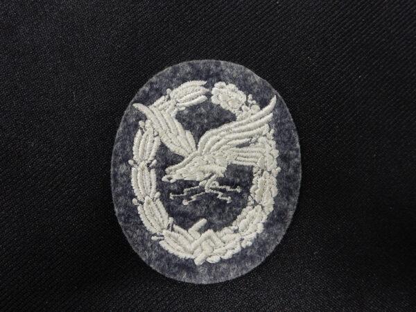 EM/NCO Radio Operator/Air Gunners Badge in Cloth